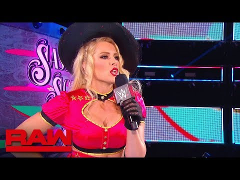 Natalya and Lacey Evans demand opportunities against Becky Lynch: Raw, April 15, 2019