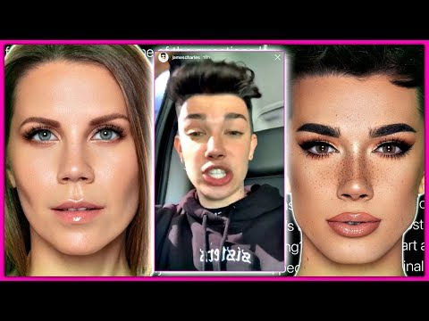 James Charles APOLOGY To Tati, Tour Ticket DRAMA!
