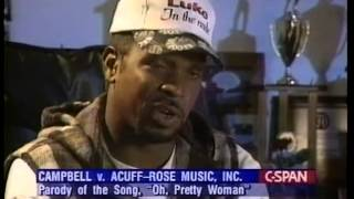 2 Live Crew Discuss Pretty Woman Supreme Court Case 'Campbell v Acuff-Rose'