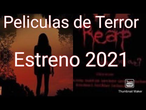 ESTRENO PELICULAS DE TERROR 2021 NETFLIX EN ESPAÑOL LATINO