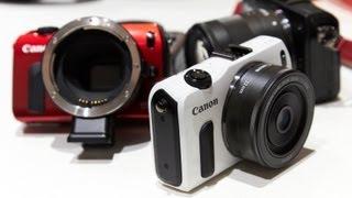 Canon EOS M im Test | Canon erste DSLM im Test [Deutsch]