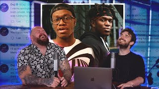 KSI vs DEJI GOES TOO FAR