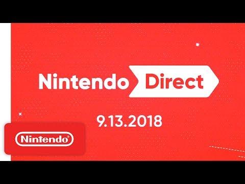 Nintendo Direct 9.13.2018 (видео)