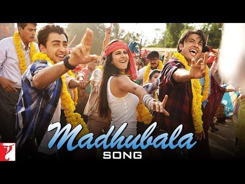 Madhubala Song | Mere Brother Ki Dulhan | Imran Khan | Katrina Kaif | Ali Zafar | Shweta