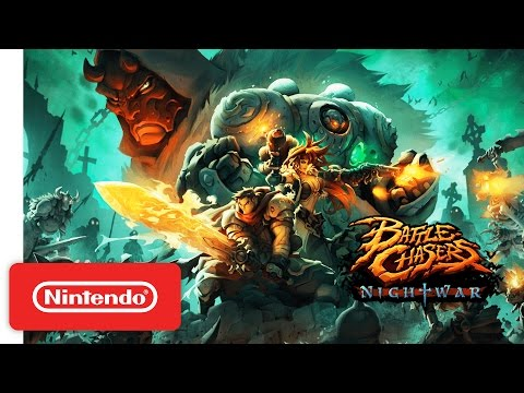 Видео № 1 из игры Battle Chasers: Nightwar [Xbox One]