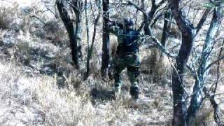 preview picture of video 'Airsoft War:  808 Wicked West/Nanakuli Ranch -  Assault at the Rock Crusher'