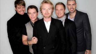 Boyzone - Give It All Away ** NEW SONG 2010** in HQ