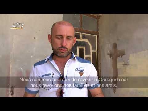 Anmar, habitant de Qaraqosh (Irak)