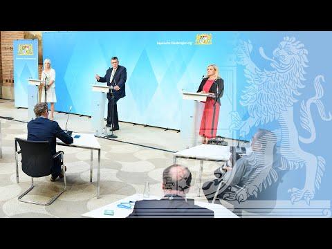 Pressekonferenz vom 21.07.2020 – in Deutscher Gebärdensprache