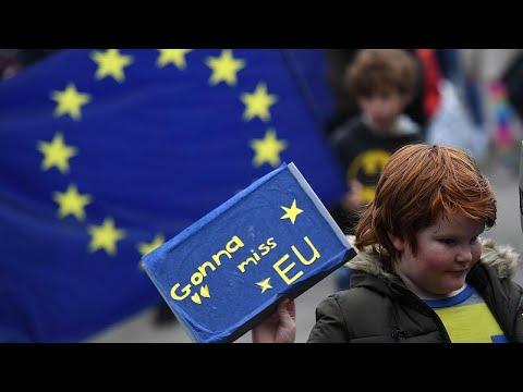 «Γκάφα» του υπουργού Brexit-Ντάουνινγκ Στριτ: Δεν υπάρχει ημερομηνία ολοκλήρωσης συνομιλιών …