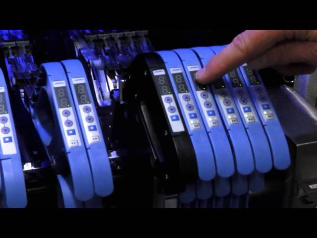 JUKI KE 3020VL modular placement machine.