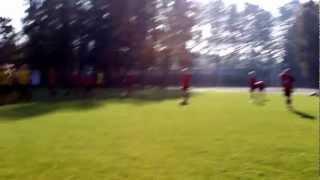 preview picture of video 'ESV Lok Döbeln - Bornaer SV 91 | Treffer zum 0:1'