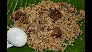 Dindigul Thalapakatti Mutton Biriyani with out cooker in Tamil   How to make Mutton Dum Biryani