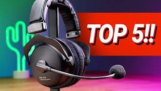 BESTES GAMING HEADSET 2021!!  - Die TOP 5 im Test!