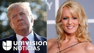 Abogado de Trump demanda a actriz porno por violar acuerdo de confidencialidad