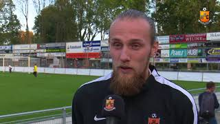 Reactie Kevin Görtz na HHC Hardenberg - VV Katwijk