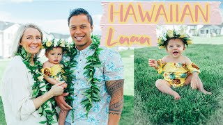 1ST BIRTHDAY PARTY || Pineapple Party, Hawaiian Theme, Food, Decorations