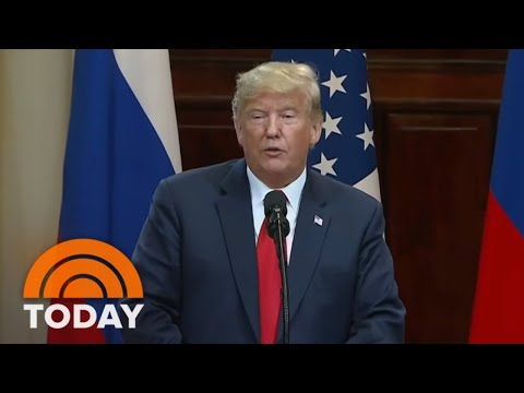 Backlash Over Trump-Putin Conference: US Can't 'Give Vladimir Putin A pass,' Analyst Says   TODAY