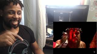 Slipknot Powers New NXT Theme Song REACTION