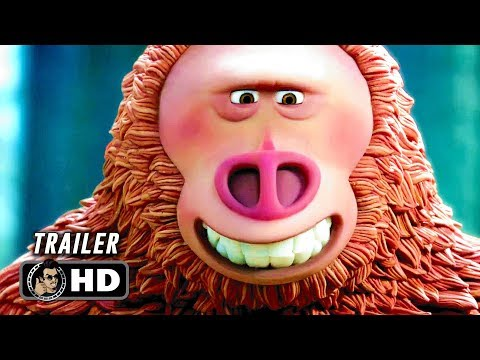 Missing Link Animated Trailer featuring Hugh Jackman