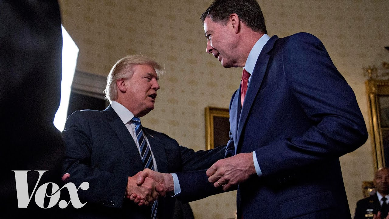 Trump fired FBI Director James Comey. Here's what you need to know. thumbnail