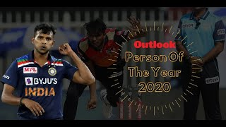 Person Of The Year 2020: T. Natarajan