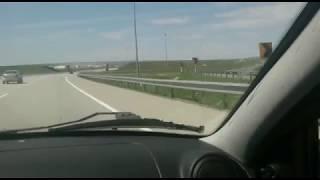 По автобану Казахстана на Lada Granta