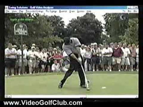 Bob Toski Analysis of Tiger Woods' Golf Swing.