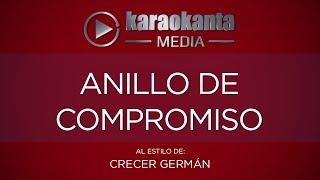 Karaokanta - Cuco Sánchez - Anillo de compromiso