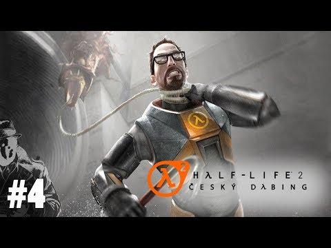 Half - Life 2 #4 - Ozbrojené vznášadlo | CZ Český Dabing / SK Slovensky Gameplay / Let's Play