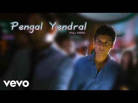 Pengal Yendral Video  Yuvan Shankar Raja