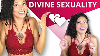 Youtube with Victoria Vives Sexual Shame to Sexual Healing with Divine Sexuality! sharing on Become Your Divine Self