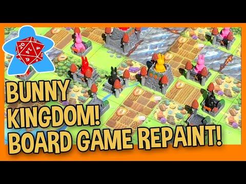 Bunny Kingdom Component Repaint Tutorial