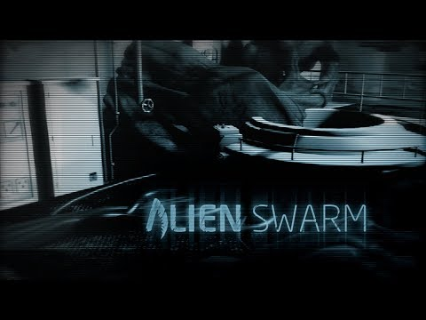 Alien Swarm: Reactive Drop - Kdo má vetší penetraci ? :) LiveStream záznam [2. 6. 2018]