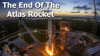 ULA Stops Selling Atlas Rocket Launches
