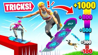 DRIFTBOARD OLYMPICS For LOOT *NEW* Game Mode in Fortnite Battle Royale