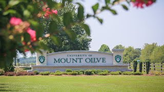 The University of Mount Olive Video Tour