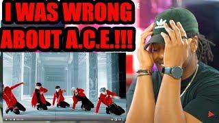 A.C.E (에이스)   UNDER COVER MV | Ok I'm Convinced | Reaction!!!