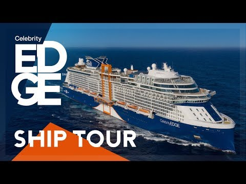 Celebrity Edge Cruise Ship Tour