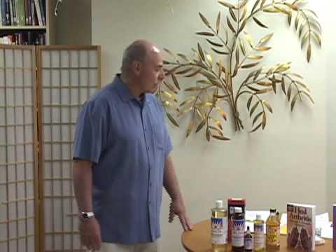Jack Rosen: Use of Castor Oil Packs 1/3