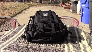 Fight or Flight 72 Backpack Review