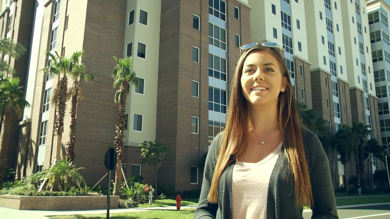 Palm Apartments at The University of Tampa