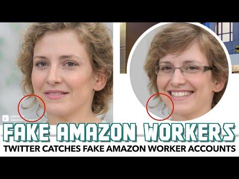 Twitter Catches Fake Amazon Workers Sharing Anti-Union Propaganda