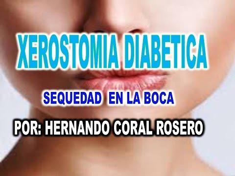 Molho com diabetes
