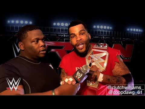 If Kevin Gates was a wrestler by Clutch Williams #wwe