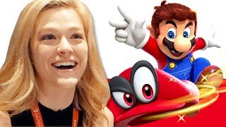 We Played Super Mario Odyssey For The First Time