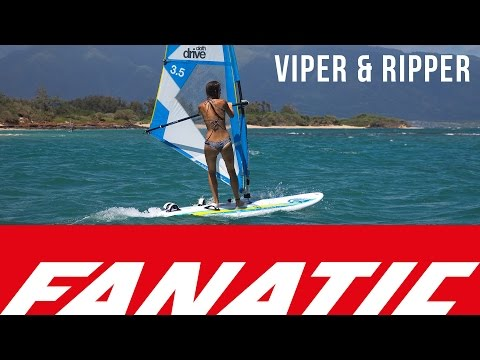 Fanatic Viper & Ripper 2016