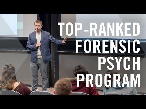 Top-Ranked Forensic Psychology Degree | University of North Dakota