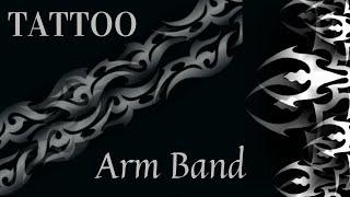 Arm Band Tattoo || Ekta Tattoo Art