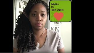 Energy Healing for Heart Chakra